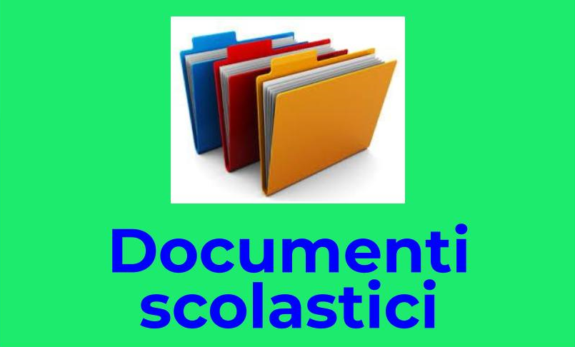 documenti scolastici